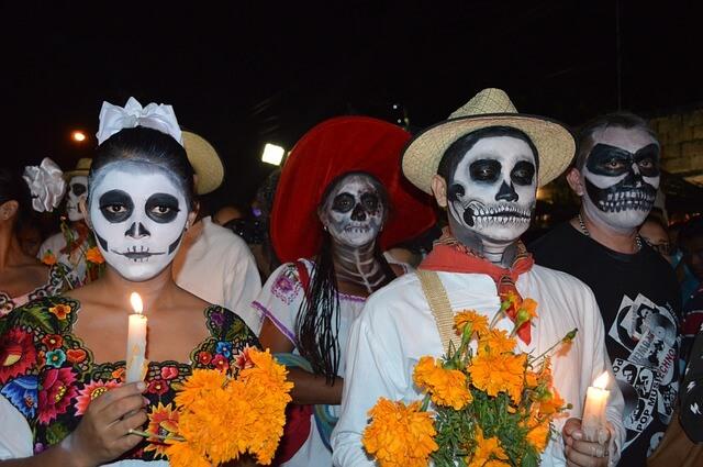 Spain Halloween