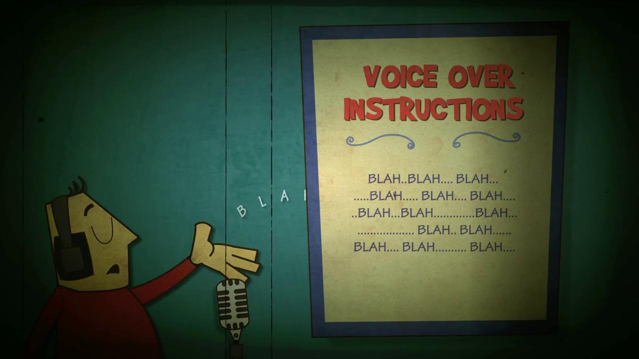 Step 2 - Voiceover